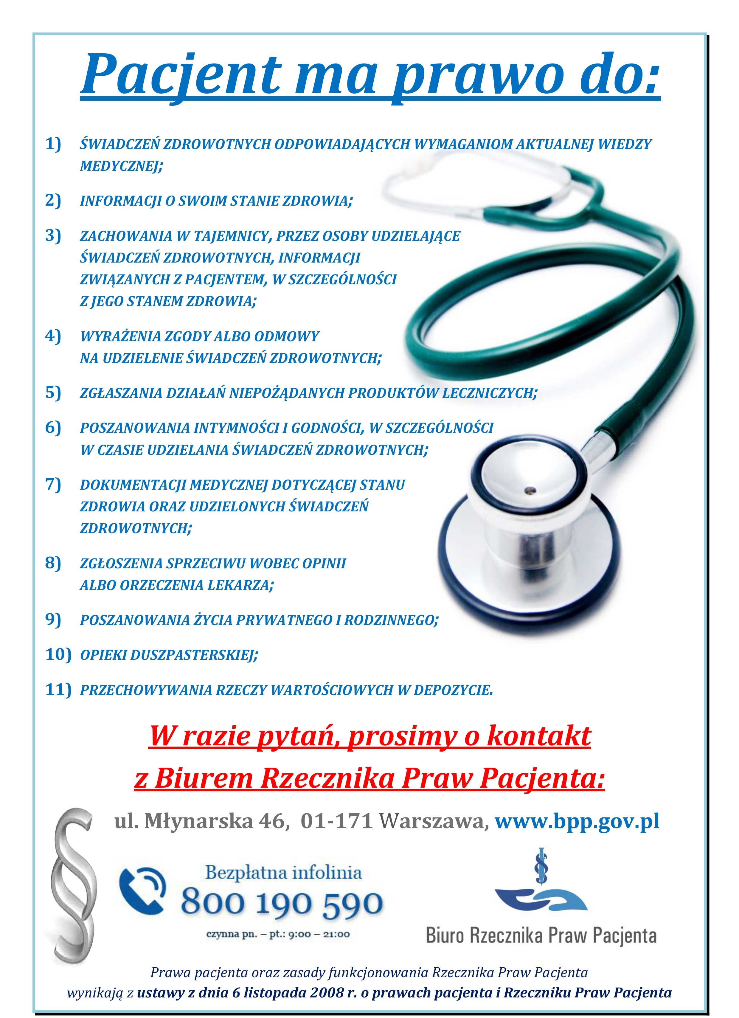 plakat_prawa_pacjenta